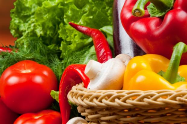 Что означает цвет овощей?