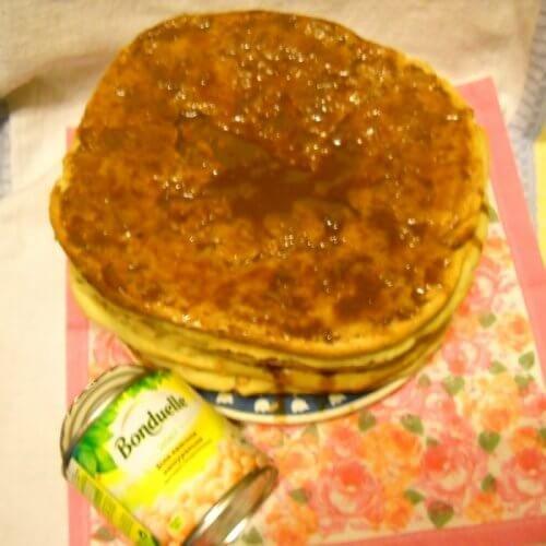 Фасолевый пирог