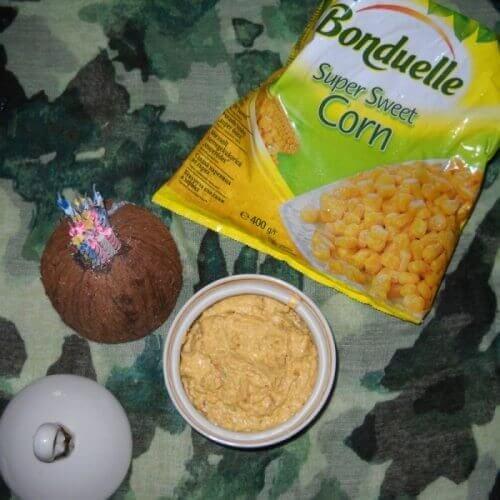 Соус кукурузный