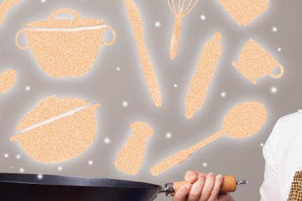 Готуйте з пристрастю: необхідний посуд та інгредієнти