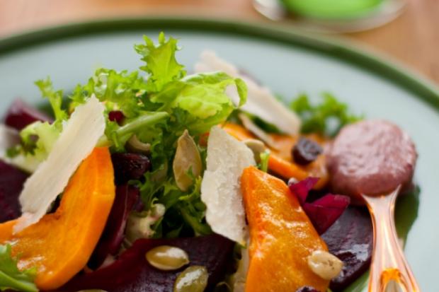 Свіжі салати і буряк: Інтроспекція