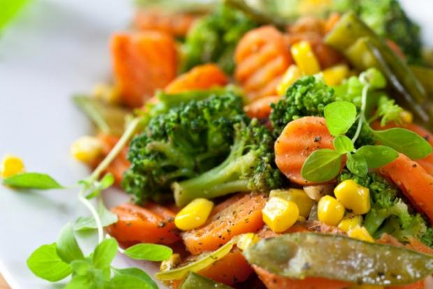 10 смачних овочевих страв за 10 хвилин