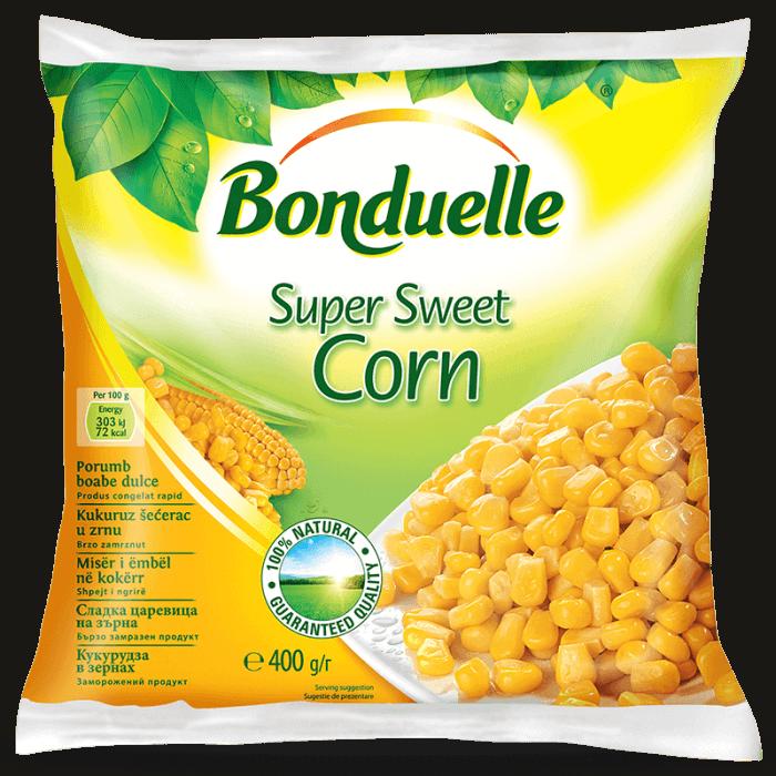Кукурудза в зернах