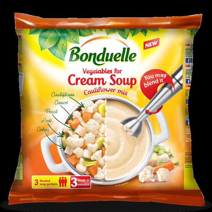 Овочева суміш «Крем-суп Легкий»