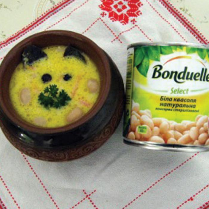 Поживний горшочок Bonduelle