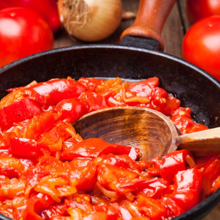 Лечо - традиційна угорська страва
