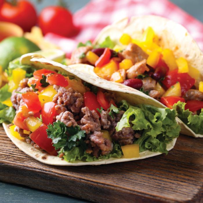 Буріто - мексиканська страва, яка втамує голод