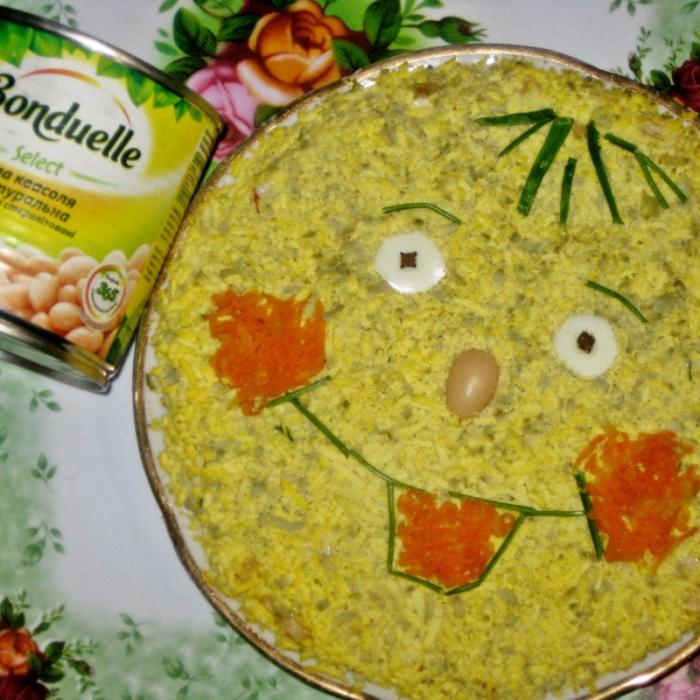"""Салат """"Bonduelle smiles"""""""