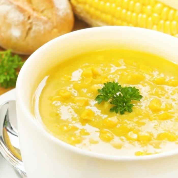 Кукурудзяний суп