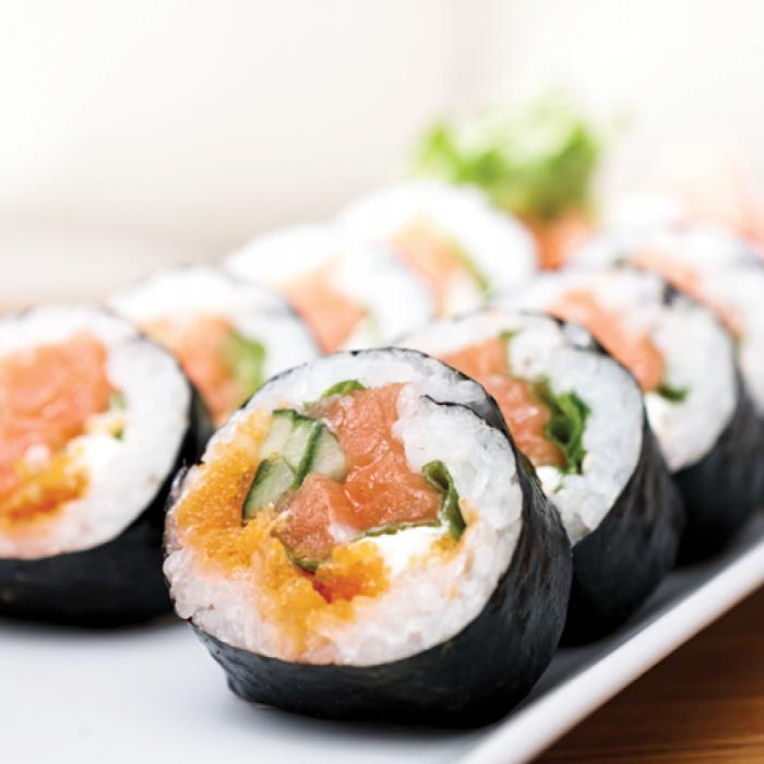 Суші - родзинка японської кухні