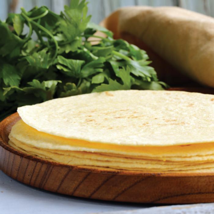 Тортилья з маса-аріна